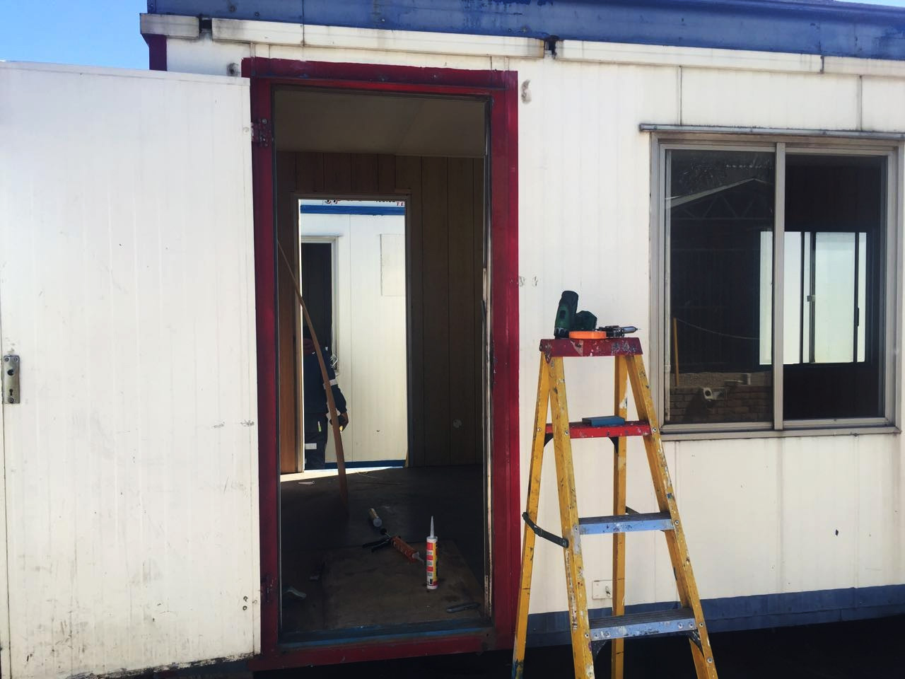 Prefabricated Modular Unit Repair