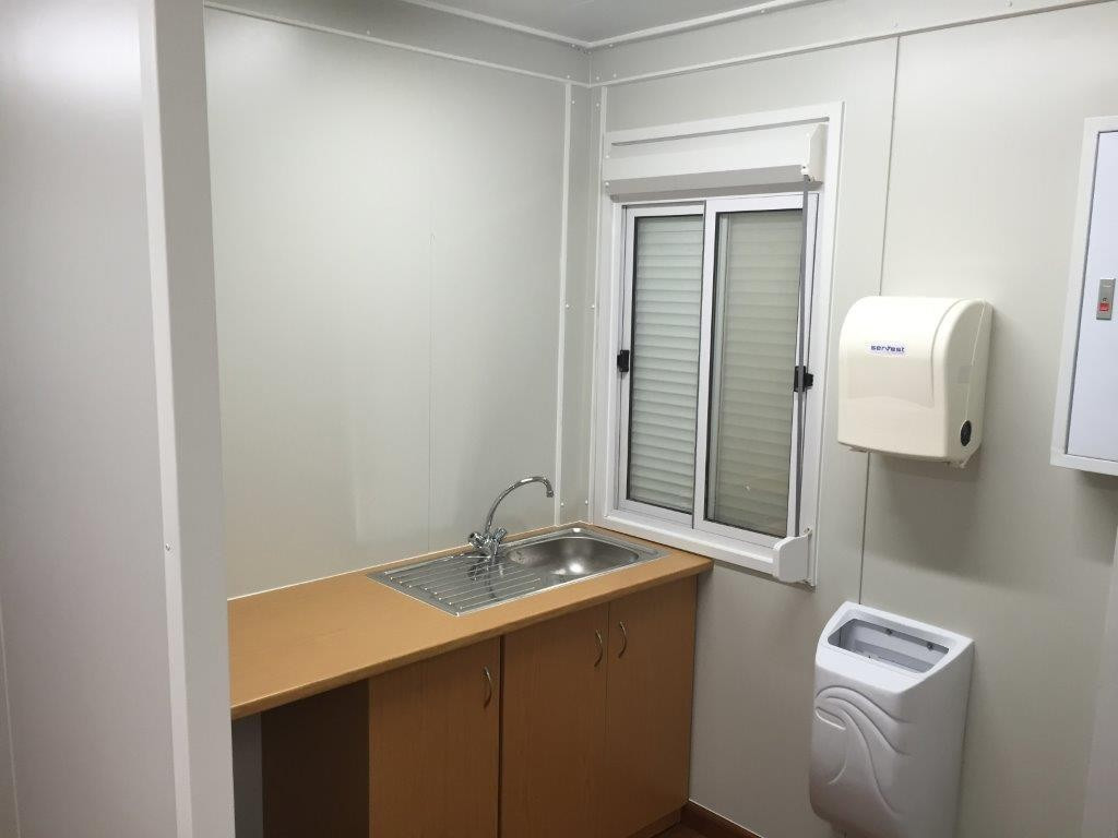 Prefabricated Modular Doctors Rooms
