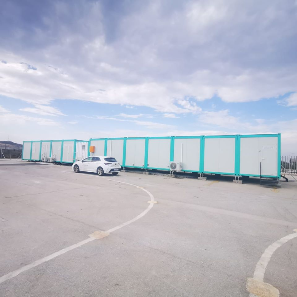 Port Elizabeth Branch Successfully Handed Over A Medical Lab