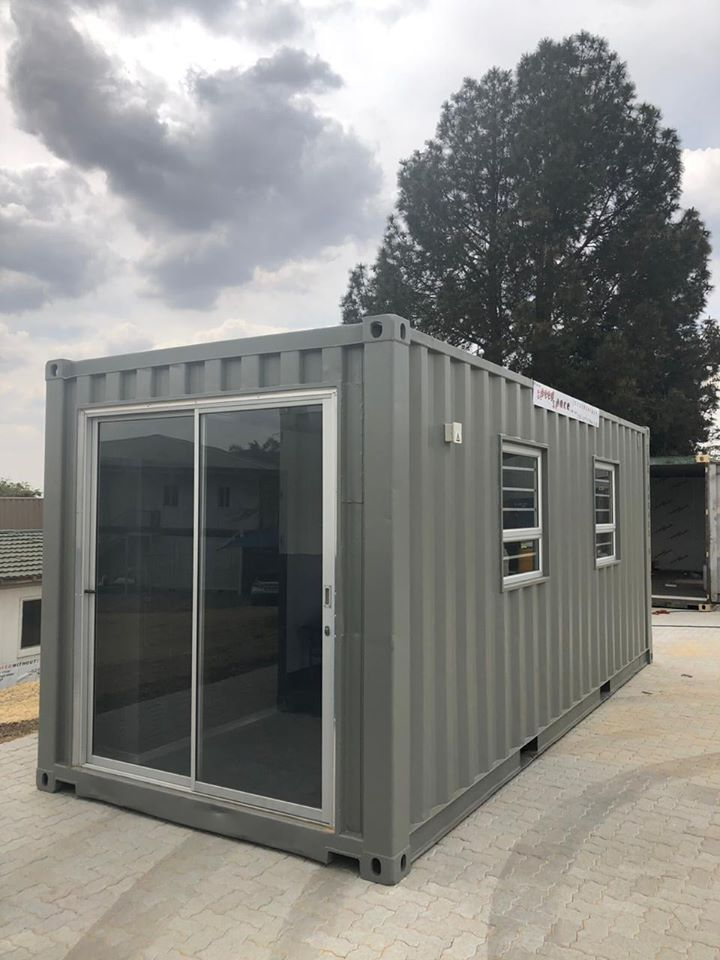: Speedspace's High-End Container Conversions
