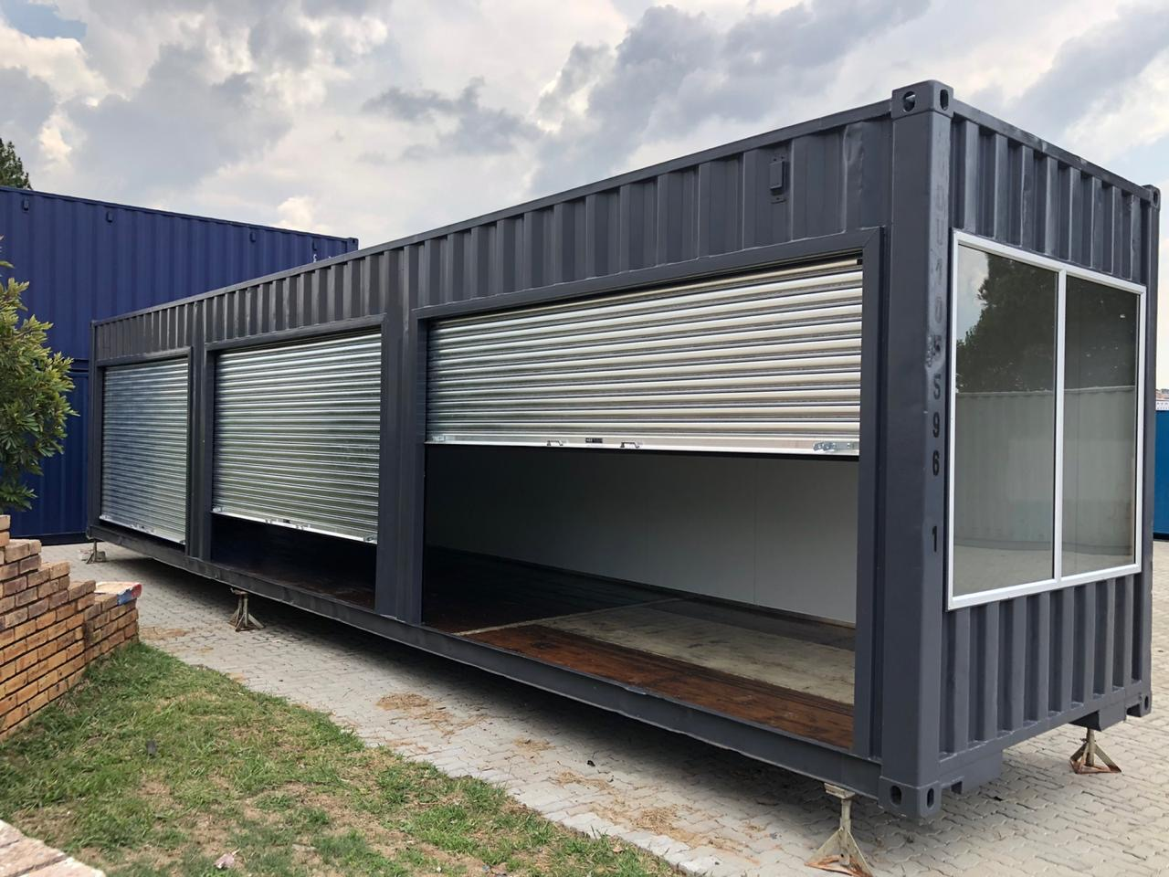 Container Conversion Solutions