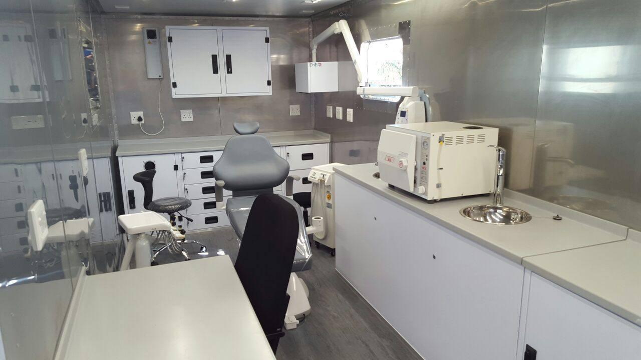 Modular Medical Buildings