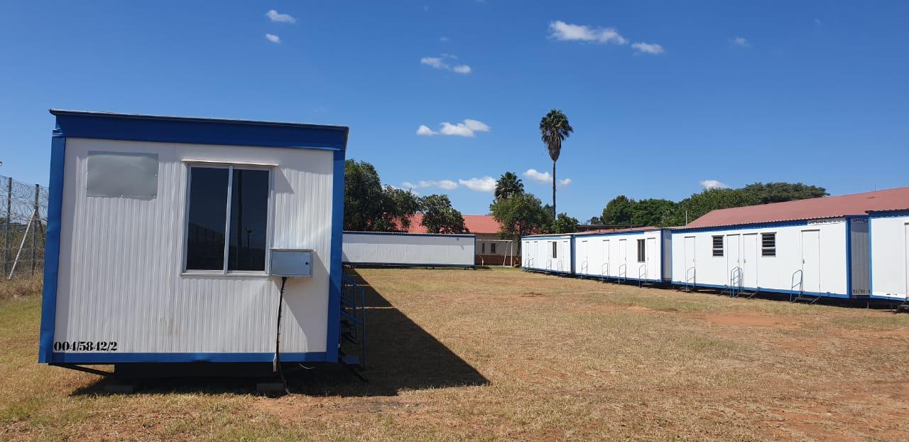 Mobile Quarantine and Isolation Units