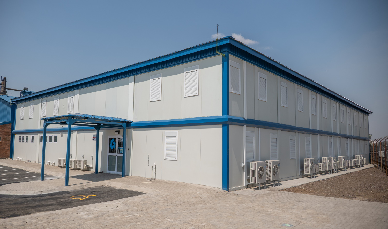 Prefabricated Modular Double-Storey Buildings