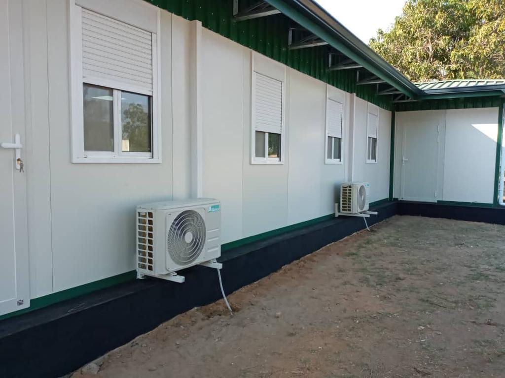 modular prefab building