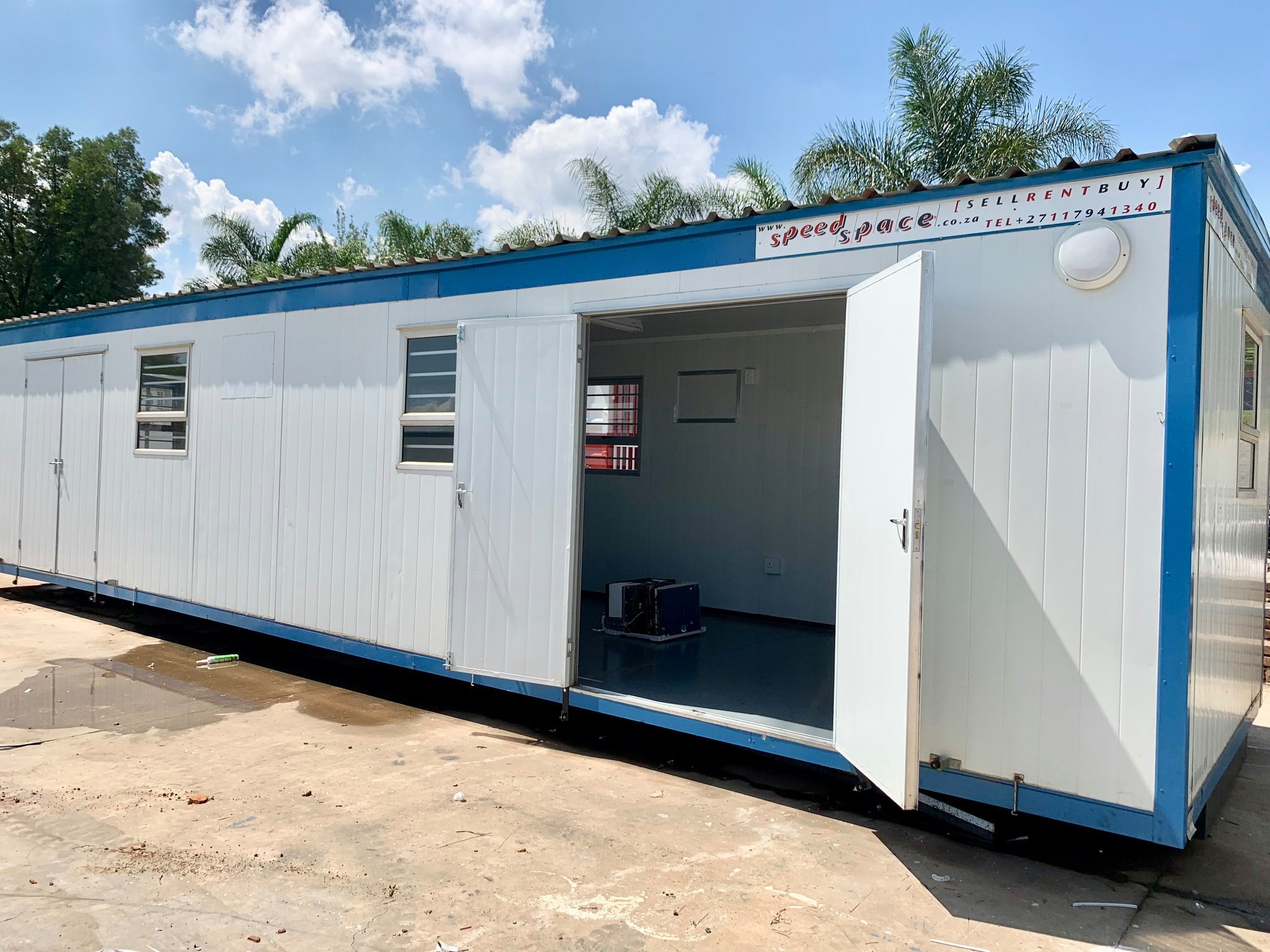 Modular Clinic