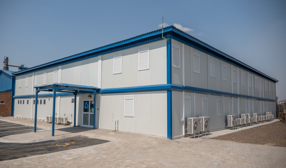 prefabricated mobile buildings