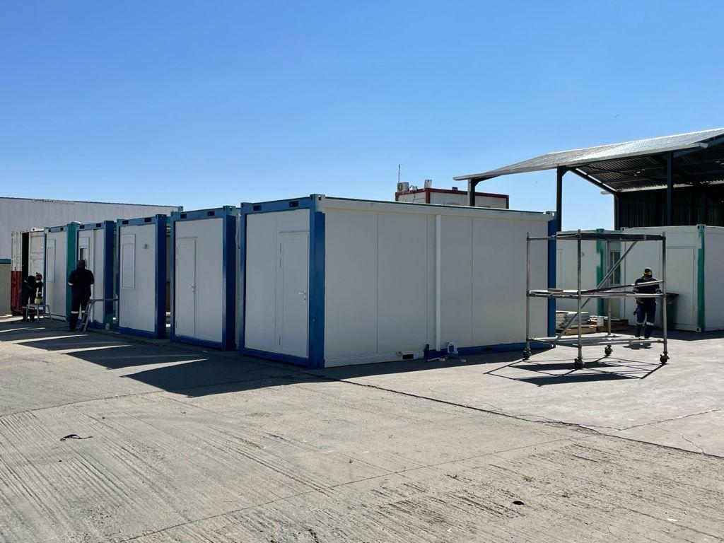 prefabricated modular